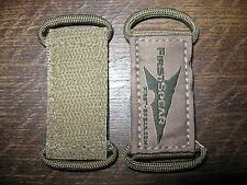 FirstSpear Missing Link set 2 coyote khaki attach molle pouch belt adapter strap