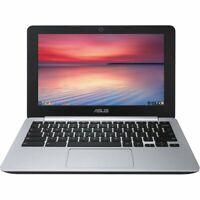 """ASUS 11.6"""" Chromebook C200MA Celeron N2830 2.16GHz 2GB DDR3 16GB Best Deal !"""