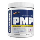 GAT PMP 30 SERVES ENERGY PEAK MUSCLE PERFORMANCE PRE WORKOUT PUMP