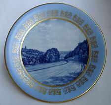Piatto in porcellana,meissen originale,primo 900' NO SEVRES