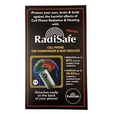 Etiqueta engomada Anti radiación escudo Cuántico 10x para teléfonos móviles misceláneos seguro radisafe
