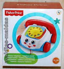 Fisher Price Plappertelefon 77816 NEU/OVP Nachziehspielzeug