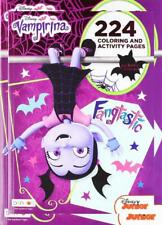 Vampirina Bendon Coloring and Activity Pages