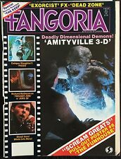 Fangoria Magazine Issue #31 - December 1983