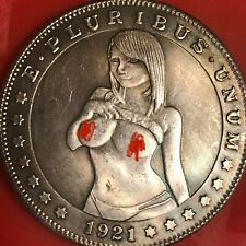 Nude anime tibetan silver morgan dollar