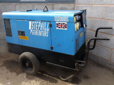 Stephill Portable 10kVA Genny Super Silent Diesel Generator - 110V & 230V