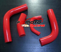 Red New Silicone Radiator Hose for Toyota LandCruiser Land Cruiser 80 Series 3F
