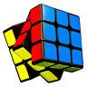 Moyu 3x3x3 MF3 Magic Cube Speed Cube Professional Ultra-Smooth Twist Puzzle Toys