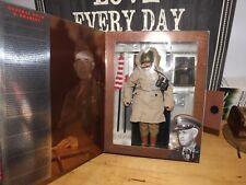 Action Man Gi Joe general Omar Bradley Clásico Colección Histórico Militar