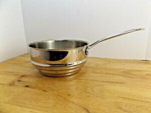 """Cuisinart Steamer Insert With Handle For 7""""-8""""  Inside Diameter Pot 6116- 20"""