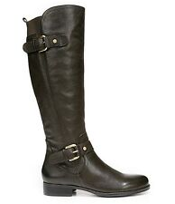 Naturalizer Jean Size 6.5M Women Leather Riding Boots