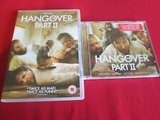 THE HANGOVER PART II - DVD & CD SOUNDTRACK