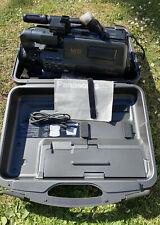 Panasonic NV-M10B M10 VHS Movie Video Camera With Case - Untested