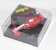 1/43 Onyx 292 BRIDGESTONE F1 Test Car Damon Hill