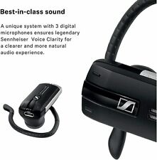 Sennheiser Presence Business (506066) Bluetooth Headset , Dual Connectivity