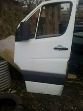 mercedes sprinter 2009 pass side door no rust or dents no mirror