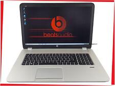 """17.3"""" HP Envy 17 Gaming Laptop Intel i7 Quad 16GB 240GB SSD + 1TB HDD GeForce"""