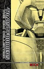 NEW - Transformers: The IDW Collection Volume 6