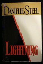 Lightning By Danielle Steel  (1995 Hardcover)