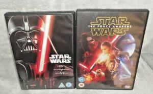 Star Wars Episodes 4-7 (DVDs, 4-Discs)