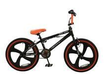 "Zombie Slackjaw Boys 360 Gyro Freestyle BMX Bike 4 Spoke 20"" Mag Wheels Z2016206"