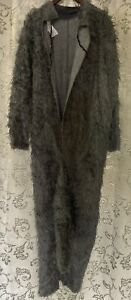 California Costumes Big Bad Wolf Costume COMPLETE Full Body Suit Claws Mask Feet