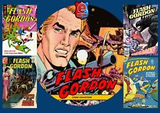 Flash Gordon Comics On PC DVD Rom (Cbr Format)