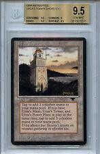 MTG Antiquities Urza's Tower BGS 9.5 Gem Mint Shore Magic card Amricons 5511