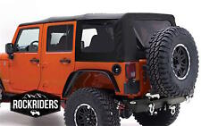 07-09 Jeep Wrangler Unlimited Smittybilt Replacement Soft Top & Tinted Windows