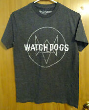 Ubisoft Entertainment Watch Dogs Mens Tshirt Size S