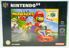 Mario Kart 64 - komplett in OVP Nintendo 64 N64 boxed CIB