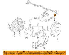 Chevrolet GM OEM 99-04 Tracker ABS Anti-lock Brakes-Sensor Ring 30021038