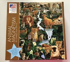Animal Magnetism Charles Lynn Bragg Jigsaw Puzzle 20 x 27 inches 1000 pieces