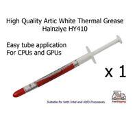 1 x Artic White Halnziye HY410 High Quality Thermal Heatsink Processor Paste