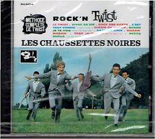 CD - LES CHAUSSETTES NOIRES - Rock'n  twist
