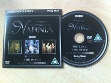 Chronicles of Narnia THE LION THE WITCH AND THE WARDROBE C S Lewis  DVD