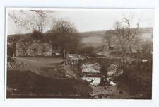 Postcard Wycoller Hall Ferndean Manor Colne Trawden Laneshawbridge RP
