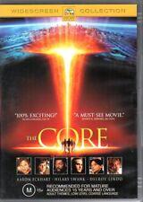 THE CORE - DVD R4 Aaron Eckhart  Hillary Swank - Good Cond - FREE POST