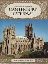 """CLASSIC PITKIN GUIDE - """"CANTERBURY CATHEDRAL"""" - CANON JOHN SHIRLEY (1968)"""