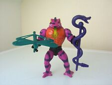 vintage Masters of the Universe TUNG LASHOR figure [complete].