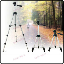 Adjustable Tripod Stand For Mini Projector DLP Digital Camer Universal Portable