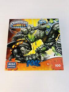 Skylanders Giants Foil Puzzle - 100 Pieces By Mega Puzzles