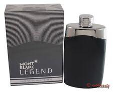 Mont Blanc Legend by Mont Blanc 6.7oz/200ml Edt Spray For Men New In Box
