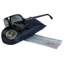 RAY BAN RB 4125 CATS5000 601/32 59 sunglasses BLACK gradient grey AVIATOR Boxed