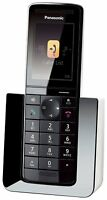 Panasonic KX-PRS120GW Telefon festnetz Digital Anrufbeantworter Drahtlose