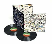 LED ZEPPELIN – III / 3 – DOUBLE VINYL LP – NEW 2014 RE-ISSUE