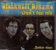 Stockwell Dynamo-Dont Fail Me cd maxi single