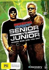 American Chopper - Senior Vs Junior : Season 2 : Collection 2 (DVD, 2012) Reg 4