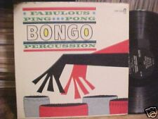 KAINO & HIS AFRO PERCUSSION GROUP BONGO JUNGLE BEAT HFI