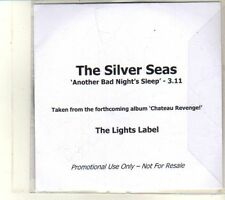 (DS31) The Silver Seas, Another Bad Night's Sleep - DJ CD
